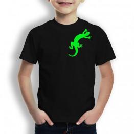 Camiseta Gecko Rastrero para Niños