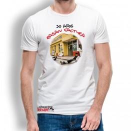 Camiseta Pasan Factura para Hombre La Banda del Capitán Inhumano