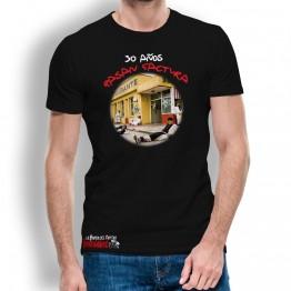 Camiseta de Hombre Pasan Factura de La Banda del Capitán Inhumano