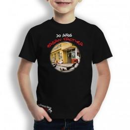 Camiseta de Niños Pasan Factura de La Banda del Capitán Inhumano