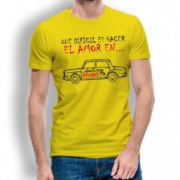 Camiseta Que Dificil para Hombre de La Banda del Capitán Inhumano