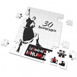 Puzzle 30 aniversario La Banda del Capitan Inhumano