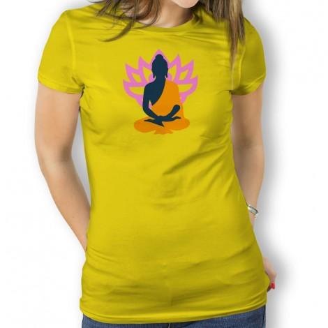 Camiseta Meditacion para Mujer