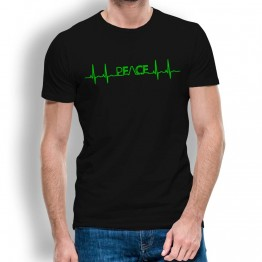 Camiseta Electro Paz para Hombre