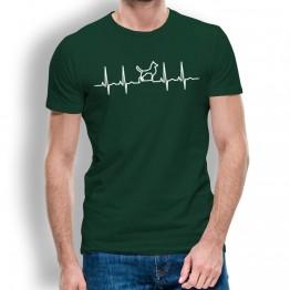 Camiseta Electro Perro para Hombre