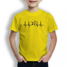 Camiseta Electro Perro para Niños