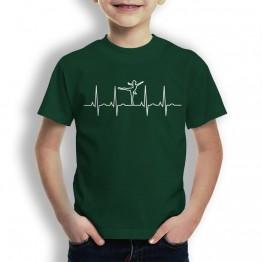 Camiseta Electro Baile para Niños