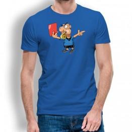 Camiseta Tarjeta Roja para Hombre