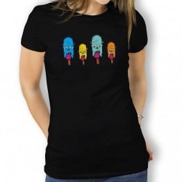 Camiseta Helados Zombie para Mujer