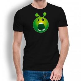 Camiseta Susto Alien para Hombre
