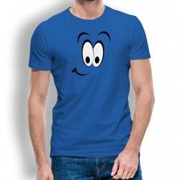 Camiseta Sonrisa para Hombre