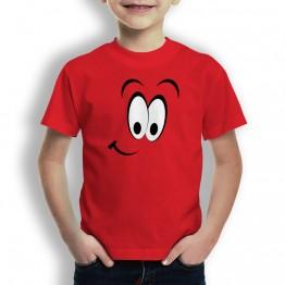 Camiseta Sonrisa para Niños