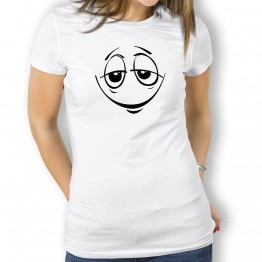 Camiseta Felicidad Absoluta para Mujer