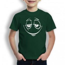 Camiseta Felicidad Absoluta para Niños