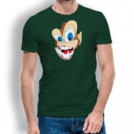 Camiseta Mono Loco Boca para Hombre