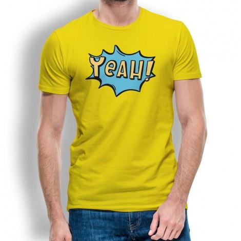 Camiseta Comic Yeah para Hombre