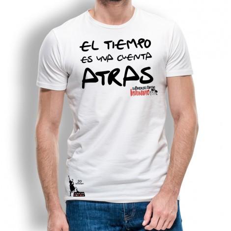 Camiseta El Tiempo Es para Hombre