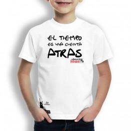 Camiseta El Tiempo Es para Niños