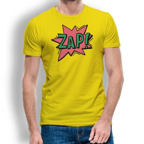 Camiseta Comic Zap para Hombre