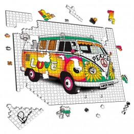 Puzzle Furgo Hippie