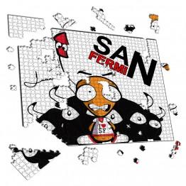 Puzzle San Fermin
