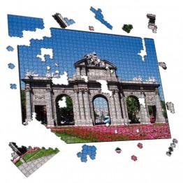 Puzzle Puerta de Alcala