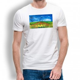 Camiseta Puente Verde Oteiza para hombre