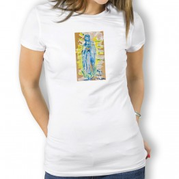 Virgen de Guadalupe Oteiza Camiseta para mujer