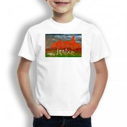 Iratxe Oteiza Camiseta de niños