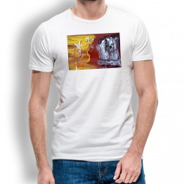 Atapuerca Oteiza Camiseta de Hombre