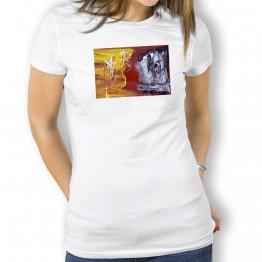 Atapuerca Oteiza Camiseta para mujer