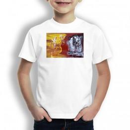 Atapuerca Oteiza Camiseta de niños