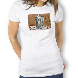 Caminos de Europa Oteiza Camiseta PARA mujer