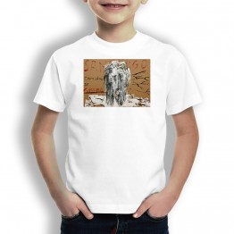 Caminos de Europa Oteiza Camiseta para niños