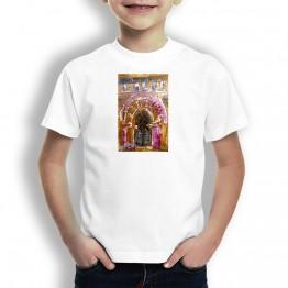 Carrion de los Condes Oteiza Camiseta para niños