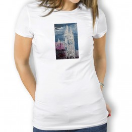 Catedral de Burgos Oteiza Camiseta de mujer