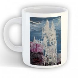 taza Catedral de Burgos Oteiza