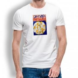 Compostela Oteiza Camiseta  para hombre