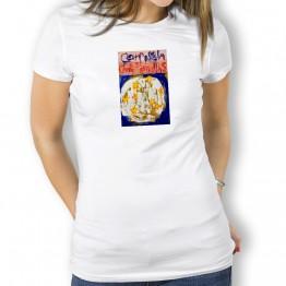 Campo de Estrellas Oteiza Camiseta para mujer