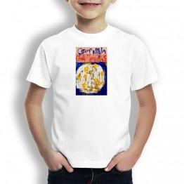 Campo de Estrellas Oteiza Camiseta para niños