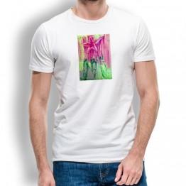 Estrella Roseverde Oteiza Camiseta para hombre
