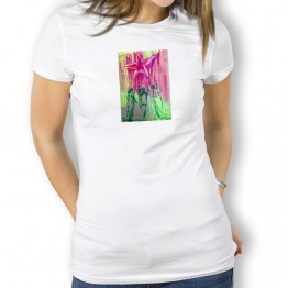 Estrella Roseverde Oteiza Camiseta para mujer