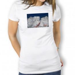 Montes de Oca Oteiza Camiseta para mujer