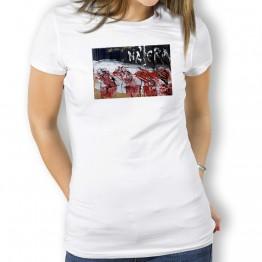 Najera Oteiza Camiseta para ,ujer