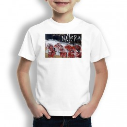 Najera Oteiza Camiseta para niños