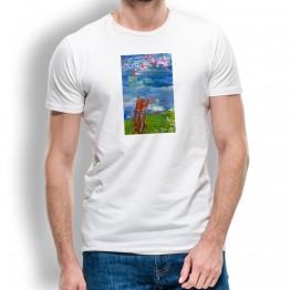 Naturaleza Oteiza Camiseta para hombre