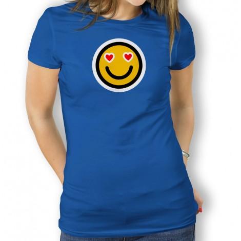 camiseta emotilove mujer