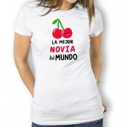 camiseta Mejor Novia mujer