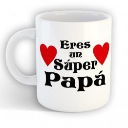 Taza Un Super Papá