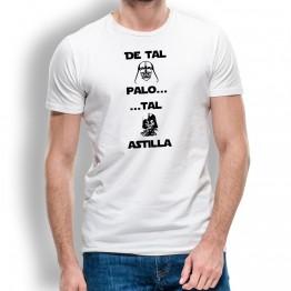 Camiseta Tal Palo y Astilla para hombre